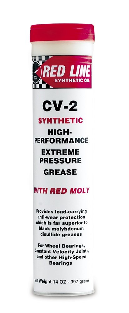Red Line 80402 Synthetic Grease RED80402