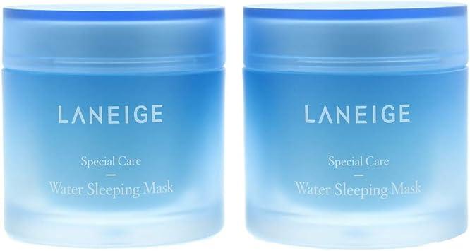 Laneige Water Sleeping Mask Gift Set 2 x 100ml: Amazon.es: Belleza