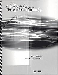 Maple et le calcul différentiel