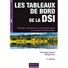 Les tableaux de bord de la DSI - 3e éd. (Management des systèmes d'information) (French Edition)