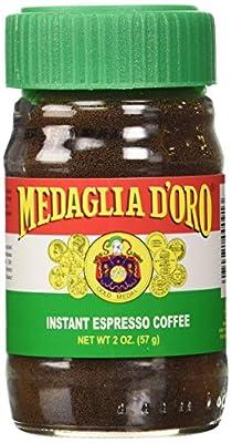 Medaglia D'Oro Instant Espresso Coffee from Medaglia D' Oro
