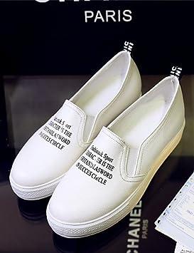 ZQ Zapatos de mujer - Plataforma - Plataforma / Creepers - Mocasines - Exterior / Vestido