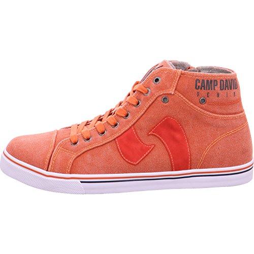 Chaussures Camp Rouge Homme de Lacets pour à David Ville AFF1w