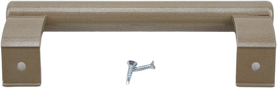 Tirador de puerta corredera de madera para muebles de cocina de Kemai, Aleación de aluminio, champán, As description: Amazon.es: Hogar