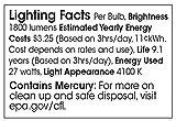 TCP SpringLamp CFL, 100W Equivalent, Soft White