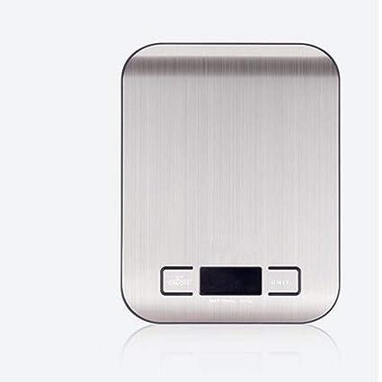 Cucsaist Báscula Digital De Cocina Báscula De Cocina Precisa para El Hogar Báscula Electrónica Báscula De