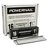 Powernail 16 Gage 1 3/4'' Cleats. Flooring NailsBox of 5,000
