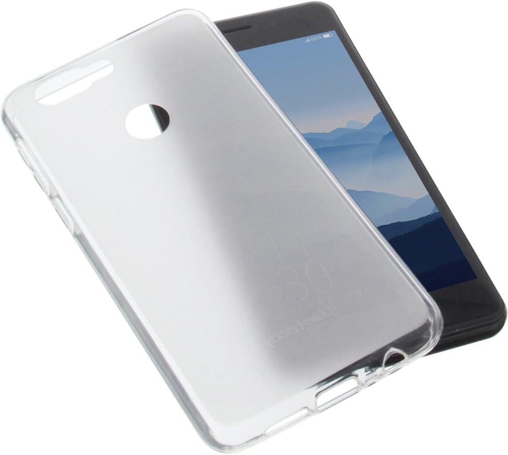 foto-kontor Funda para Elephone P8 Mini Protectora de Goma TPU para móvil Negra: Amazon.es: Electrónica