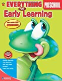 Everything for Early Learning, Preschool, Carson-Dellosa Publishing Staff, 0769659594