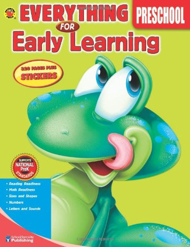 Everything for Early Learning, Preschool ebook