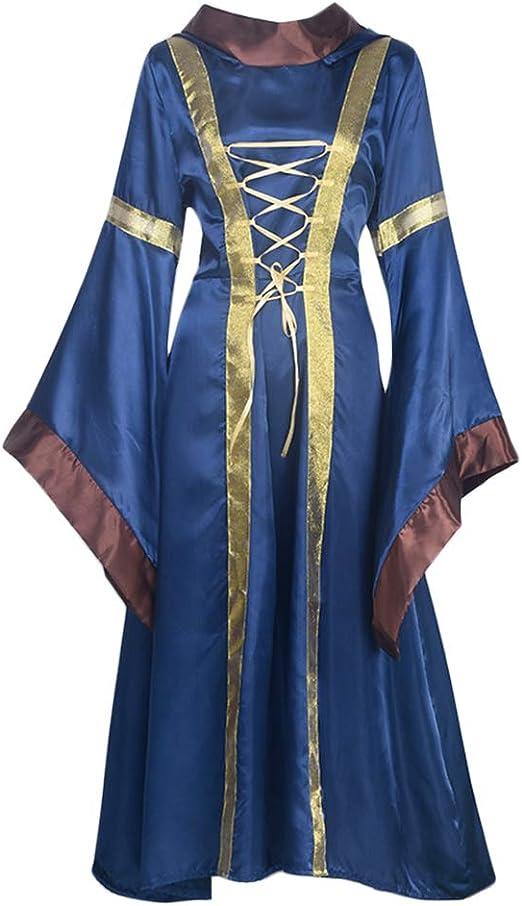 Disfraz de bruja, del renacimiento victoriano, vestido de fiesta ...