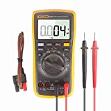 FLUKE 17B+ AC/DC Voltage,Current,Capacitance,Ohm Auto/Manual Range Digital multimeter with Temperature Measurement