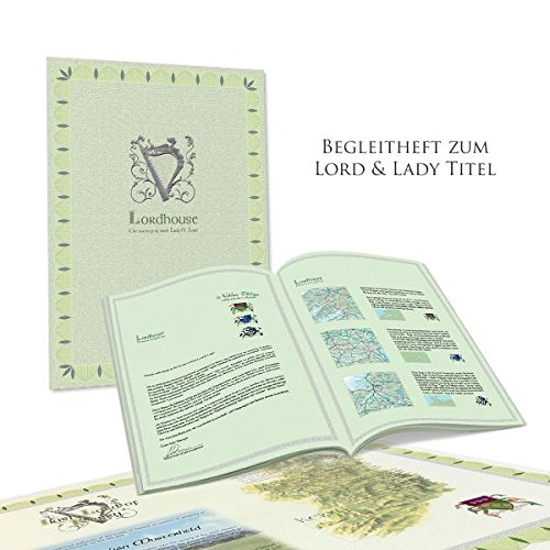 Lord und und und Lady of Kerry Titelgeschenk d236b2