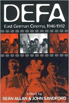 Descargar Libros Para Ebook Defa: East German Cinema 1946-1992: East German Cinema, 1946-92 Ebooks Epub