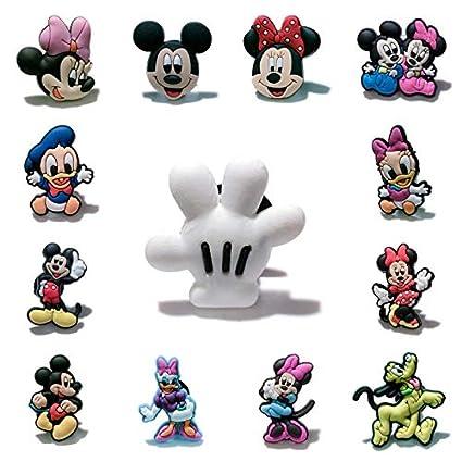imanes de Nevera 1 unids Mickey Minnie Hot Cartoon Nevera Imanes ...