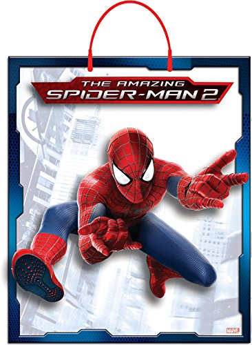The Amazing Spider-man 2, Trick-Or-Treat Tote Bag (Spider Man Treat Bags)