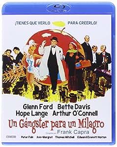 Un Gangster para un milagro BD [Blu-ray]