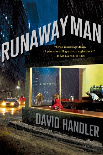 Runaway Man: A Mystery (A Benji Golden Mystery)