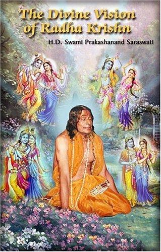 The Divine Vision of Radha Krishn