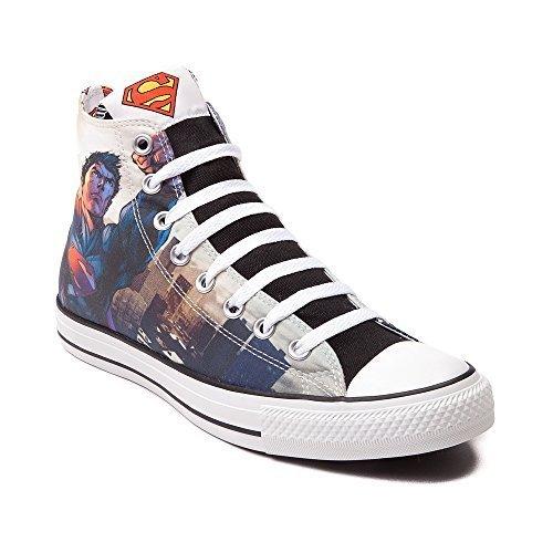 b4c92d8255a04 Converse DC Comics Superman Sneakers Chuck Taylor All Star (5 ...
