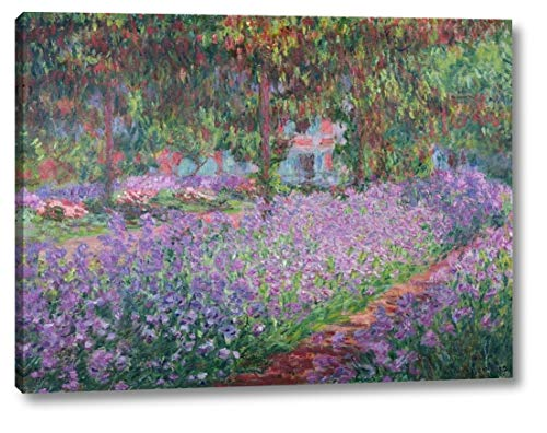 The Artists Garden at Giverny by Claude Monet - 29