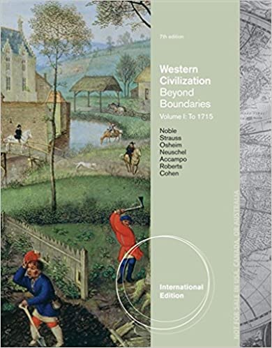 Amazon western civilization beyond boundaries volume i to western civilization beyond boundaries volume i to 1715 7th edition fandeluxe Choice Image