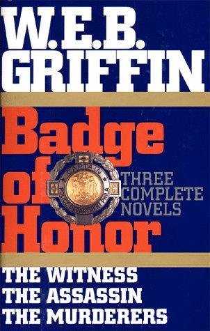 Full Badge Of Honor Book Series Badge Of Honor Books In