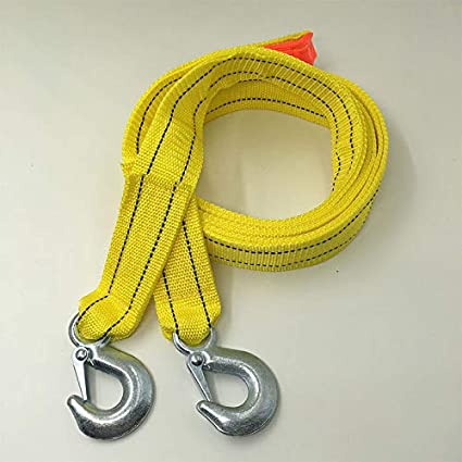 Multiprens 5826-40 Yellow Ratchet Strap 2 x40 with #618 J Hook-40ft