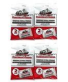 Fisherman's Friend Original Extra Strong Cough Suppressant Lozenges, 40-Count Bags (4 sets)