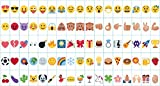 Gadgy  Emoji Pack | Symbols for A4 Cinematic LightBox | Smiley Set 85 Characters