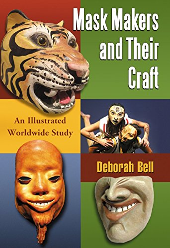 Dance Costumes Makers Uk (Mask Makers and Their Craft: An Illustrated Worldwide Study)