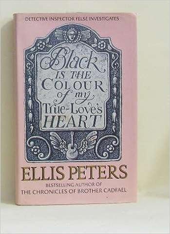 Lire un Black is the colour of my true love's heart epub pdf