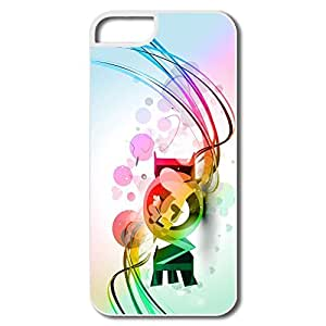 Keke Custom Make Funny Cover Love For IPhone 5/5s