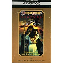 Dragonlance Volume 1: Time of the Twins: Dragonlance Legends