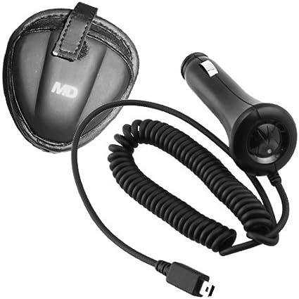 Motorola syn0847Auto Cargador de Coche y Malcom distribuidores MD blt-04Bluetooth Auriculares Funda de Transporte para Motorola H500H700H350H300H3Auricular Bluetooth