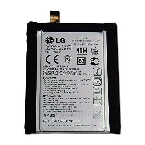 BLT7 BL-T7 with flex cable internal OEM battery for LG OPTIMUS G2 AT&T D800 SPRINT LS980 T-MOBILE D801 VERIZON VS980
