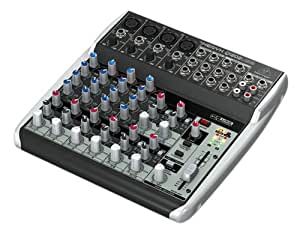 Behringer Q1202USB 12-Channel Mixer