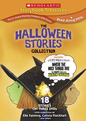 The Halloween Stories Collection  (Scholastic Storybook Treasures) (Halloween Boxed Set)