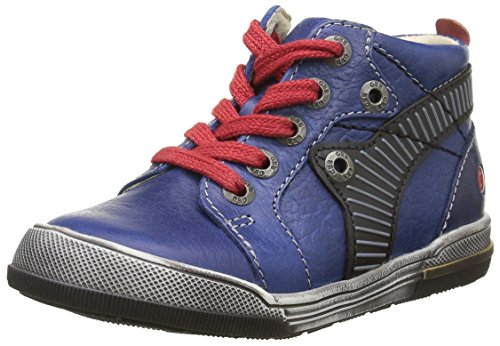 GBB Noah - Zapatilla Baja Niños Azul - Bleu (12 Vte Bleu/Rouge Dpf/Manbo)