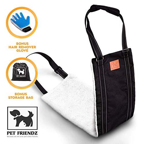 Pet Friendz Dog Lifting Harness for Rear Legs - Dog Sling for Back Legs, Rehabilitation Sling Harness, Dog Lift, Hip Support Harness to Help Lift Dogs Rear for Canine Aid - Medium Breed