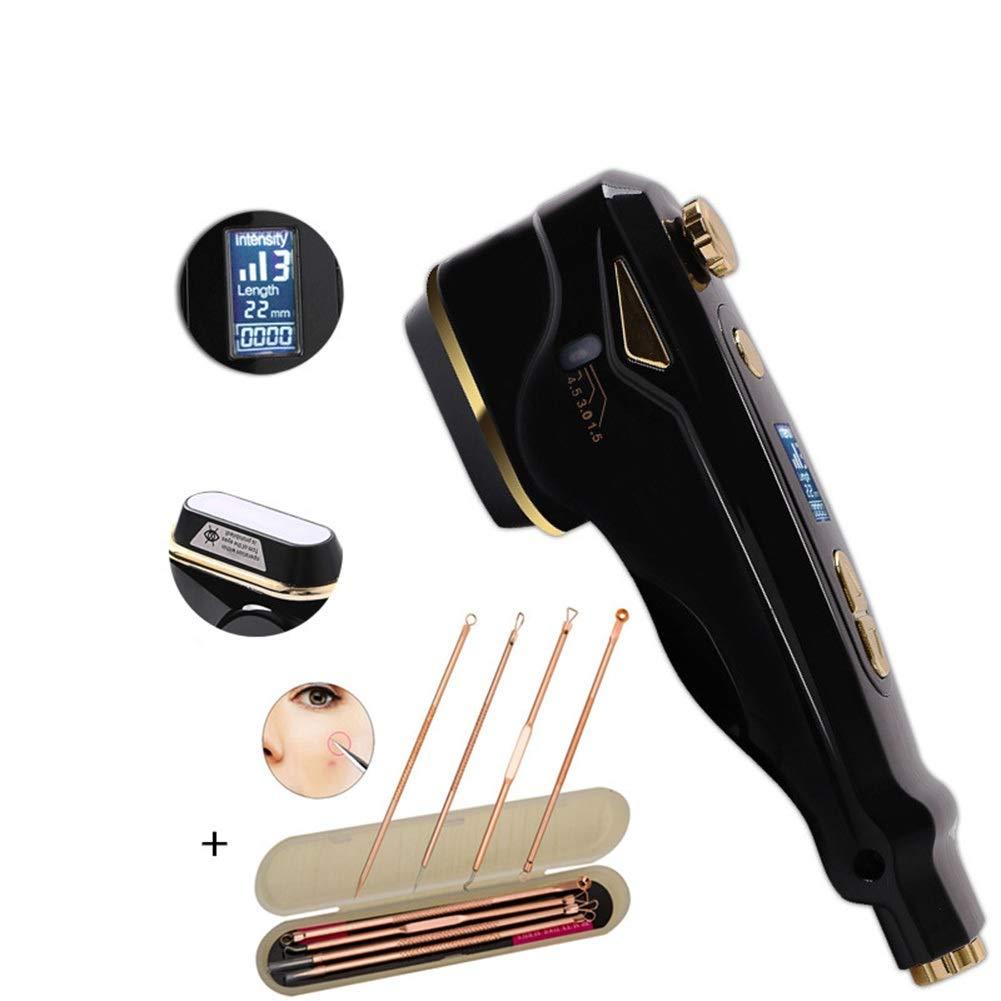 フェイシャルダーマブレーションマシンフェイシャルクリーニングにきびにきび肌の美しさを保つ美機器3 in 1ダイヤモンドマイクロダーマブレーションマシン B07TZGVS5J