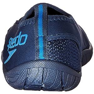 Speedo Men's Surfwalker 3.0 Water Shoe, Navy/Blue, 10 M US