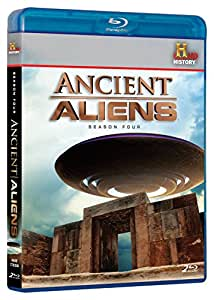 Ancient Aliens: Season 4 [Blu-Ray]