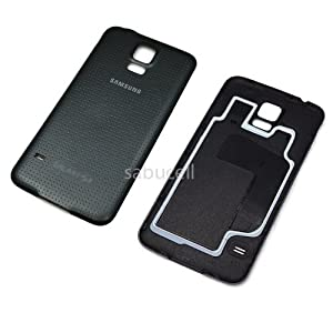 rubber gasket material. sabucell - replacement black battery door back cover with rubber seal waterproof gasket for samsung galaxy s5 i9600 material