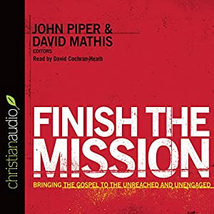 Finish the Mission Audiobook