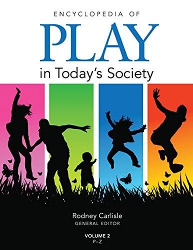Encyclopedia of Play in Today's Society Pdf
