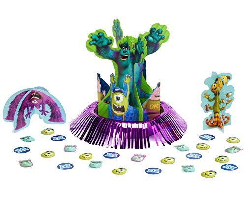 Monsters University Table Decorations, Party Supplies - Monsters Inc Party Supplies
