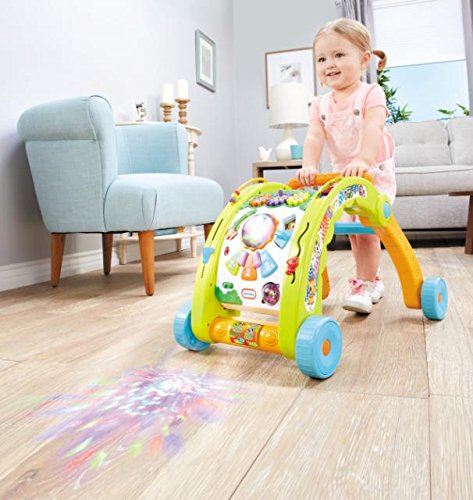 baby walker with wheels for babies and activity center little tikes outdoor toy ebay. Black Bedroom Furniture Sets. Home Design Ideas