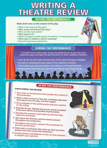 """Writing a Theatre Review 