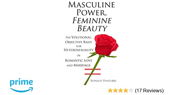 Masculine Power, Feminine Beauty: The Volitional, Objective Basis
